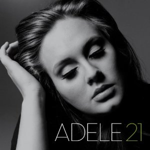 Adele, 21, cd, audio, cover, box, art