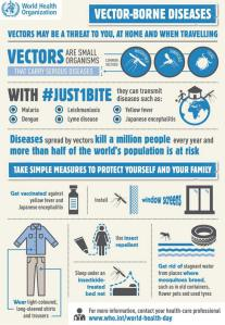 World Health Day 2014 info graphic.